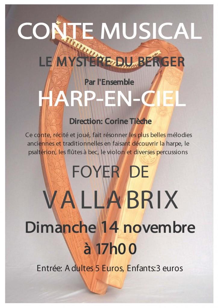 Conte musical Le myster du berger