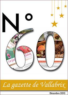 La gazette de vallabrix Numéro 60